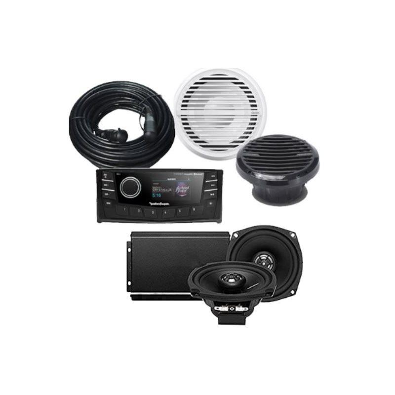 Audio Marin, VTT et Moto