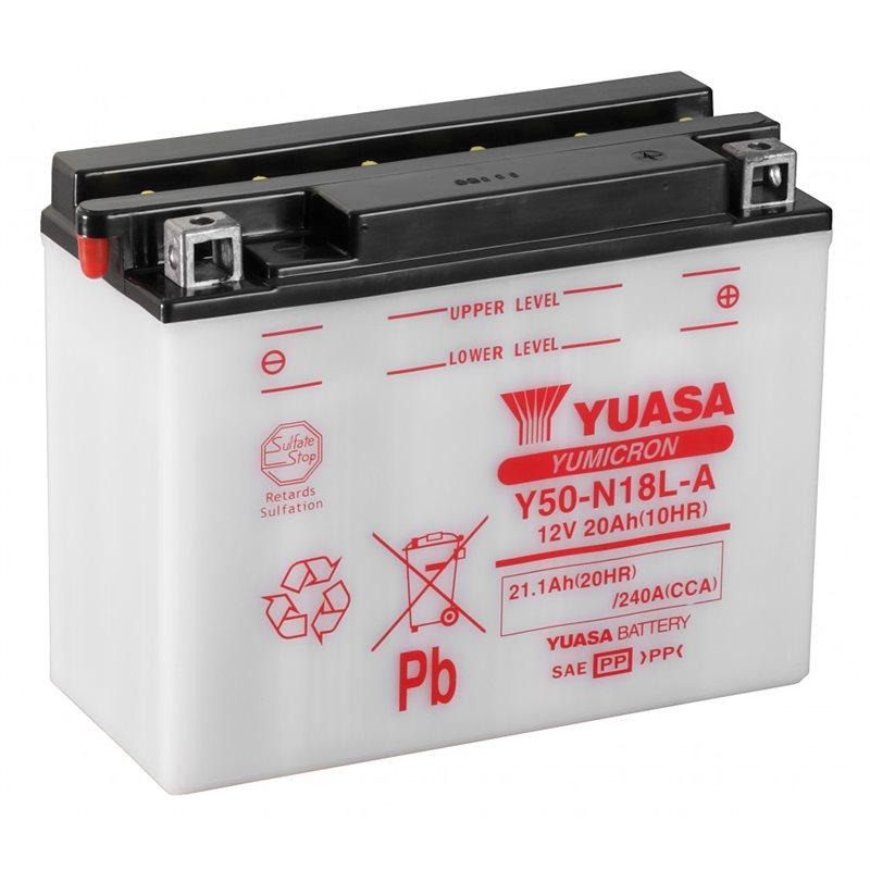 Batteries sports motorisés
