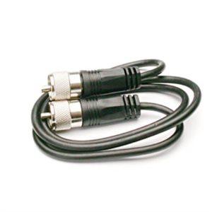 Câble Kalibur CB 9pi - PL259 / RG58A (KPP9-B)