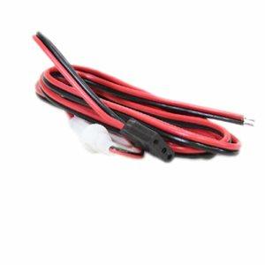 Cable de power 3pin 16ga fuse 2a (030198)