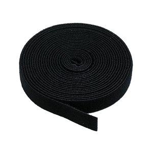 Ruban de fixation 0,75po x 15' noir (5828)