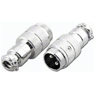 Connecteur UHF 2 pins Mâle