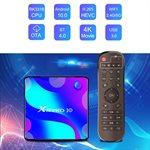 Boite Android X88 Pro10 4k TT Tv Box (4G 32G)