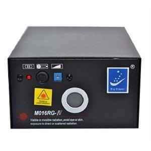 M016RG-IV - Laser motorisé à 20 motifs Rouge et Vert