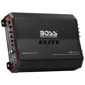 amplificateur 1500 watts class a / b mono (be1500.1)