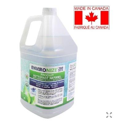 produit nettoyant naturel sans rincage 4l (apc-1269)