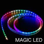 Rouleau de Del Magique RGB ip67 (02341)
